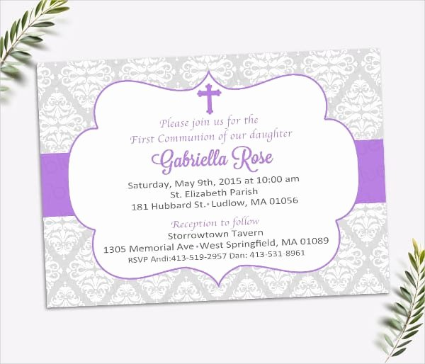 Free Printable Confirmation Cards Unique Confirmation Invitations Templates Free