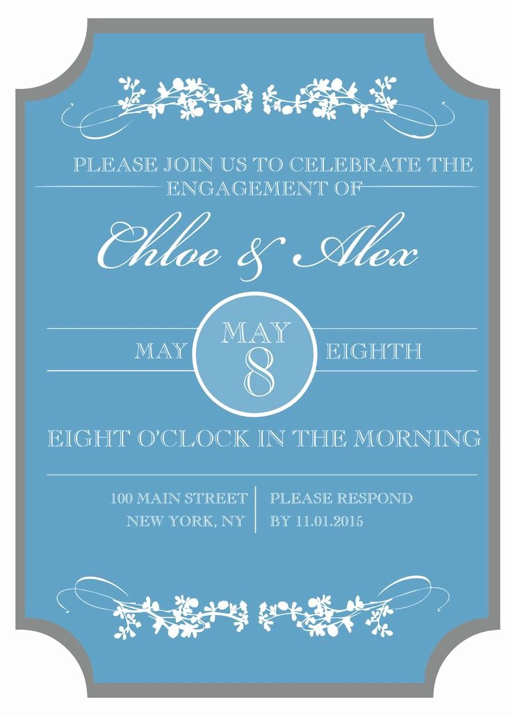 Free Printable Engagement Party Invitations Awesome Best 25 Engagement Party Invitations Ideas On Pinterest