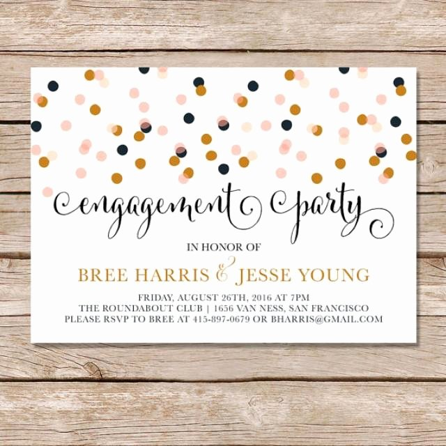 Free Printable Engagement Party Invitations Lovely Modern Engagement Party Invitation Engagement Party Invite Engagement Shower Invitation