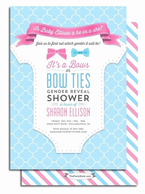 Free Printable Gender Reveal Invitations Luxury Free Printable Gender Reveal Invitations Google Search Our Big Reveal