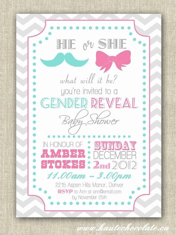 Free Printable Gender Reveal Invitations Luxury Gender Reveal Invitation Baby Cornwells