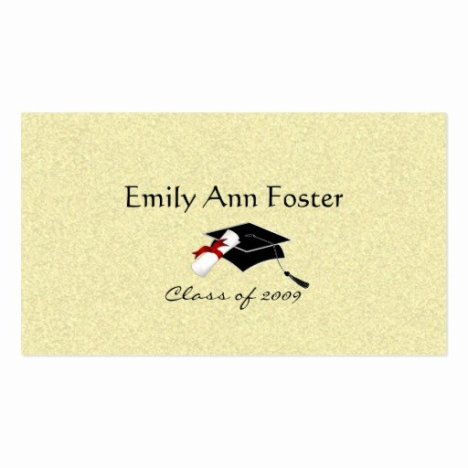 Free Printable Graduation Name Cards Fresh Blog Archives