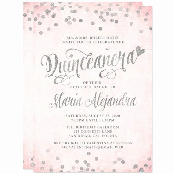 Free Printable Quinceanera Invitations Awesome 17 Best Images About Quinceanera Invitations On Pinterest