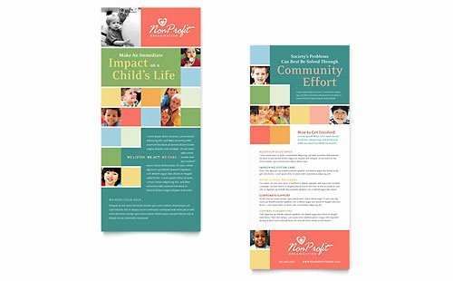 Free Rack Card Template Elegant Free Rack Card Template Microsoft Word & Publisher