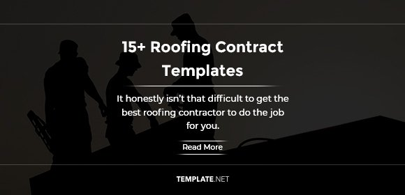 Free Residential Roofing Contract Template Beautiful 15 Roofing Contract Templates Word Pdf Google Docs Apple Pages