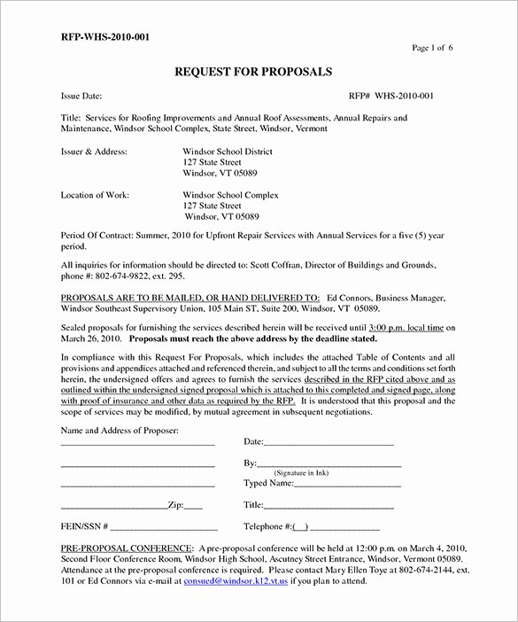 Free Roofing Contract Template Beautiful 6 Roofing Contract Templates – Free Pdf format Download