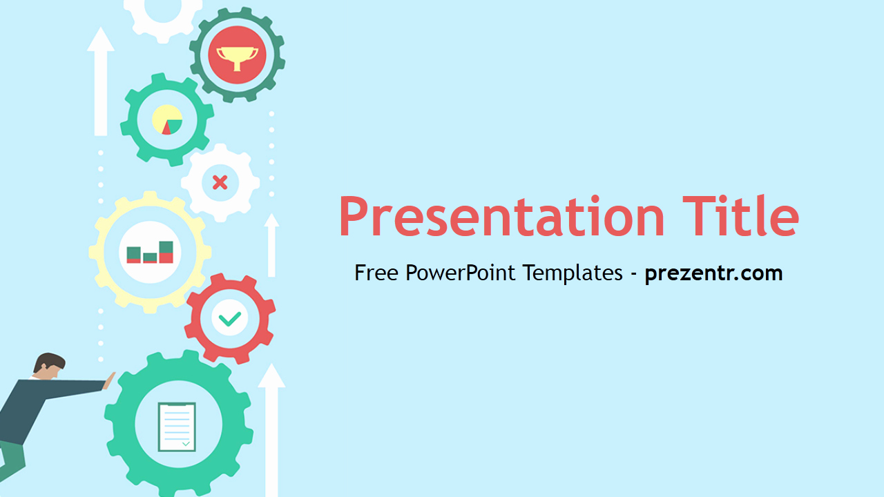 Free Science Powerpoint Templates Lovely Free Machine Learning Powerpoint Template Prezentr Powerpoint Templates