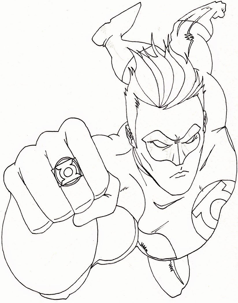 Free Superhero Coloring Pages Luxury Coloring Pages Superhero Coloring Pages Free and Printable