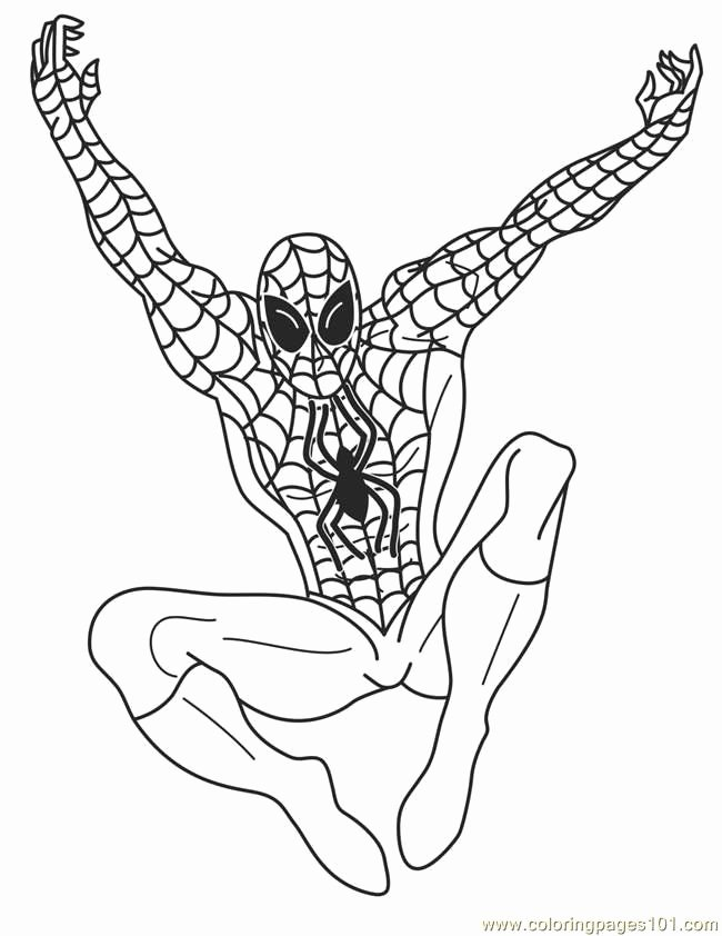 Free Superhero Coloring Pages Luxury Download Printable Superhero Coloring Pages