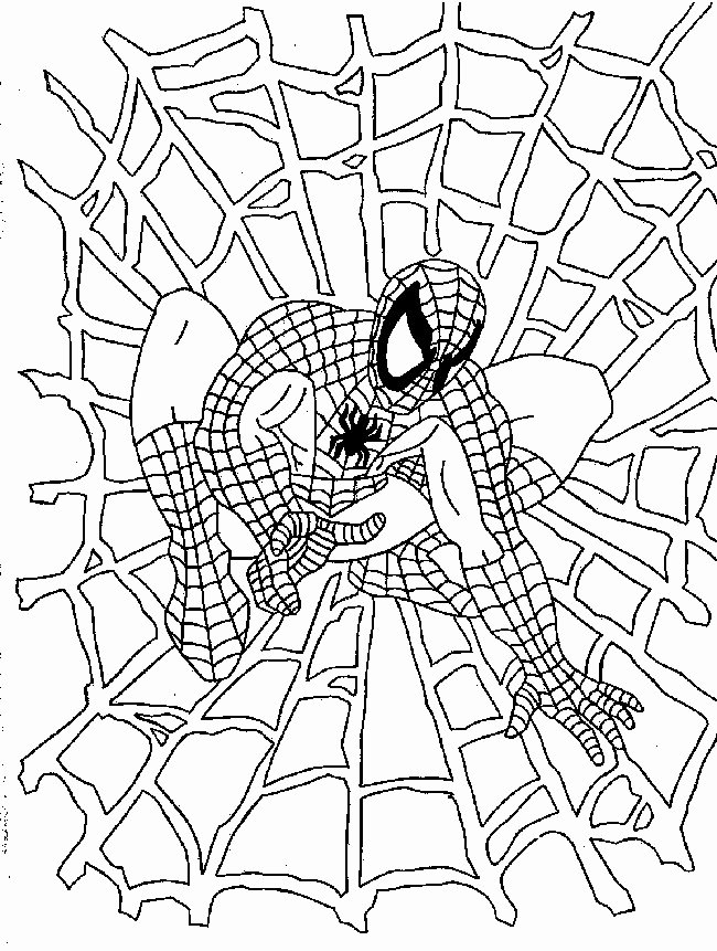 Free Superhero Coloring Pages New Superhero Coloring