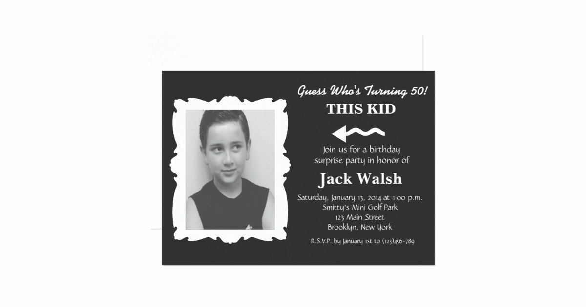 Free Surprise Party Invitations Inspirational Old Surprise Birthday Party Invitations