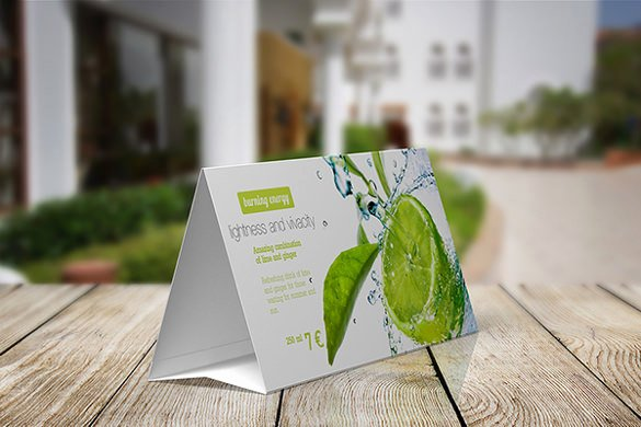 Free Table Tent Mockup Best Of Table Tent Template 37 Free Printable Pdf Jpg Psd