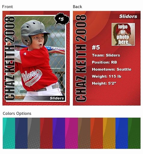 Free Trading Card Template Download Beautiful Baseball Card Template Sports Trading Cards Template Vol 2 Craft Ideas