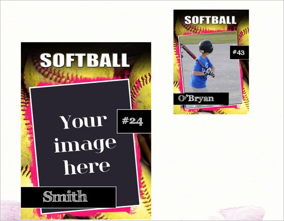 Free Trading Card Template Download Fresh 23 Trading Card Templates