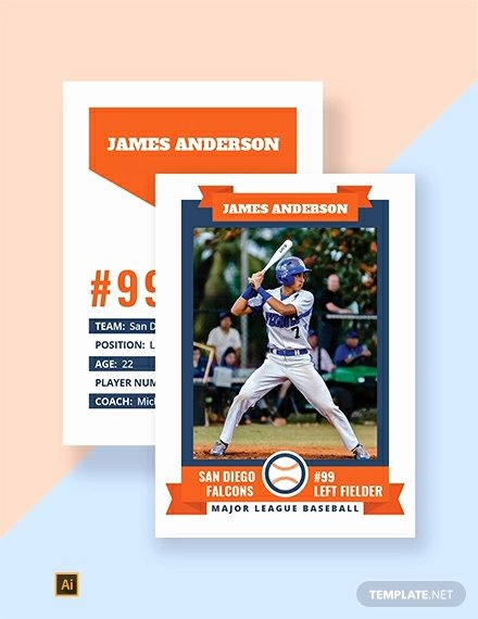 Free Trading Card Template Download New 15 Free Trading Card Templates Word Psd Indesign Apple Pages Publisher