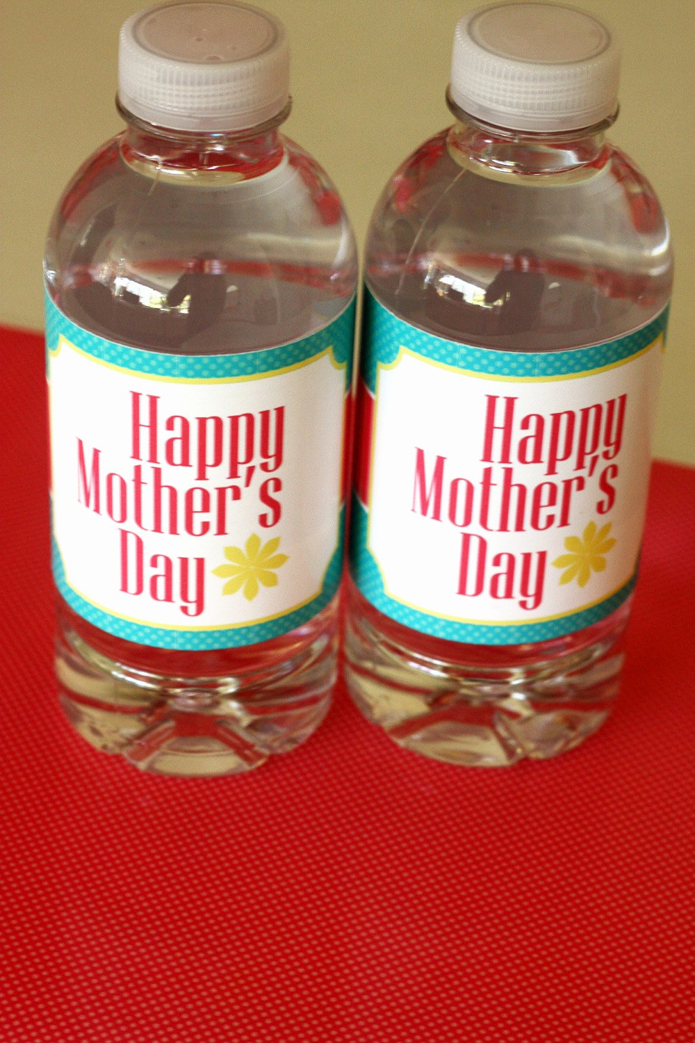 Free Water Bottle Labels Best Of Free Mother S Day Printables From Sarah Hope Designs
