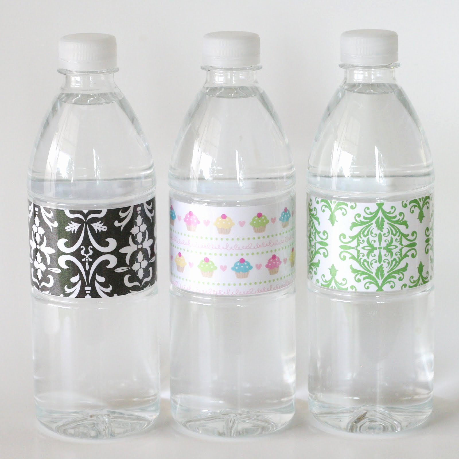 Free Water Bottle Labels Lovely How to Make Custom Water Bottle Labels Glorious Treats