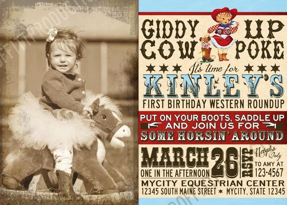 Free Western Invitation Templates Fresh Free Wedding Invitation Template