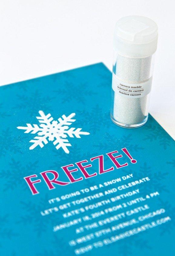 Frozen Bday Party Invites Beautiful Frozen Inspired Birthday Party Ideas