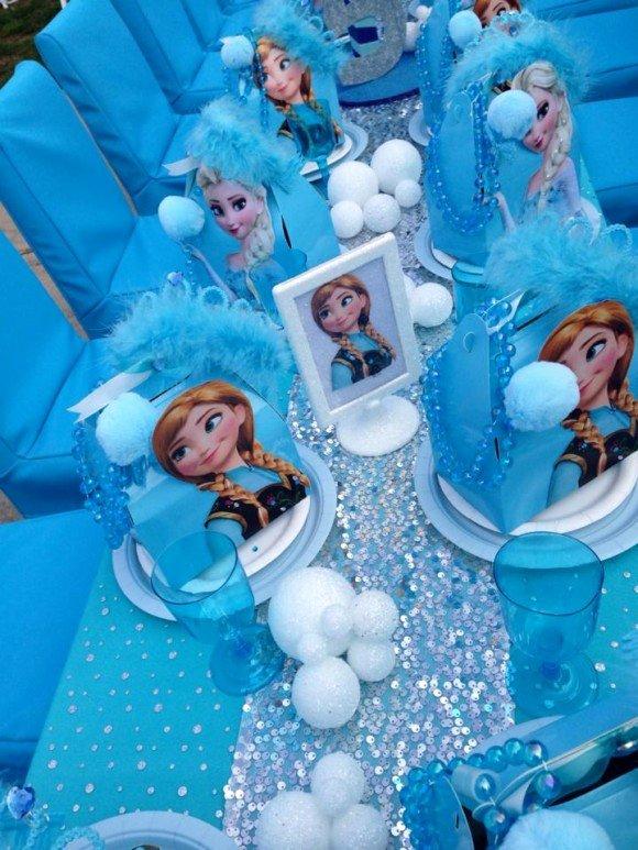 Frozen Bday Party Invites Elegant Frozen Birthday Party