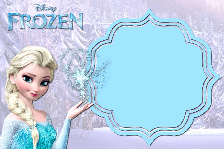 Frozen Birthday Invitations Cards Inspirational 24 Heartwarming Frozen Birthday Invitations
