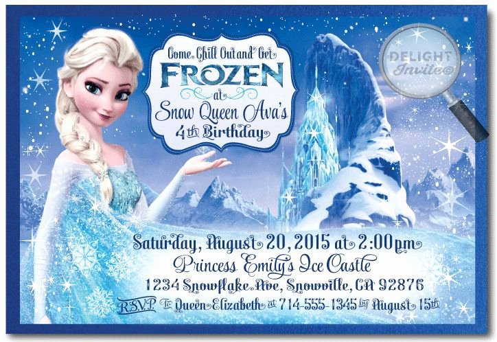 Frozen Birthday Invitations Wording Luxury 256 Best Images About New Invitations On Pinterest