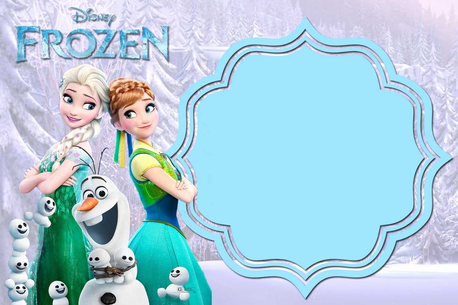 Frozen Birthday Invites Template Unique Pin On Invitations