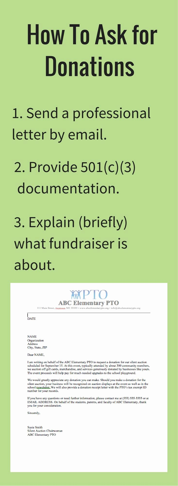 Fundraising Letter to Parents Elegant 17 Best Images About Fundraising Ideas On Pinterest
