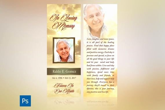Funeral Bookmarks Template Free Best Of 62 Best Bookmarker Templates Images On Pinterest