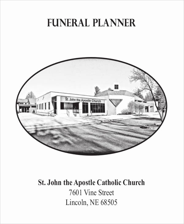 Funeral Mass Program Template Beautiful Funeral Program Template 23 Free Word Pdf Psd format Download
