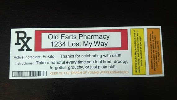 Funny Pill Bottle Labels Awesome Customizable Funny Prescription Label Gift Ideas