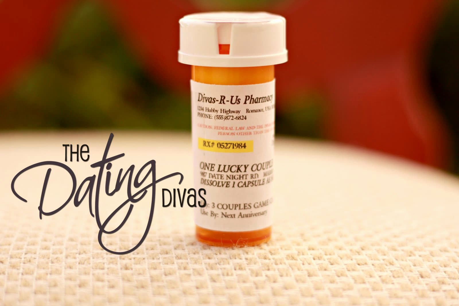 Funny Pill Bottle Labels Unique Prescription for Fun A Free Printable Romance Idea