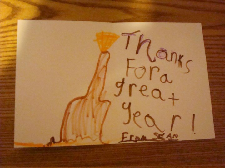 Funny Thank You Notes Elegant Funny Thank You Notes and Letters