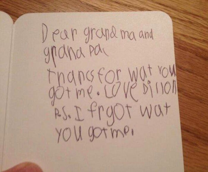 Funny Thank You Notes Luxury 13 Hilariously Passive Aggressive Thank You Notes From