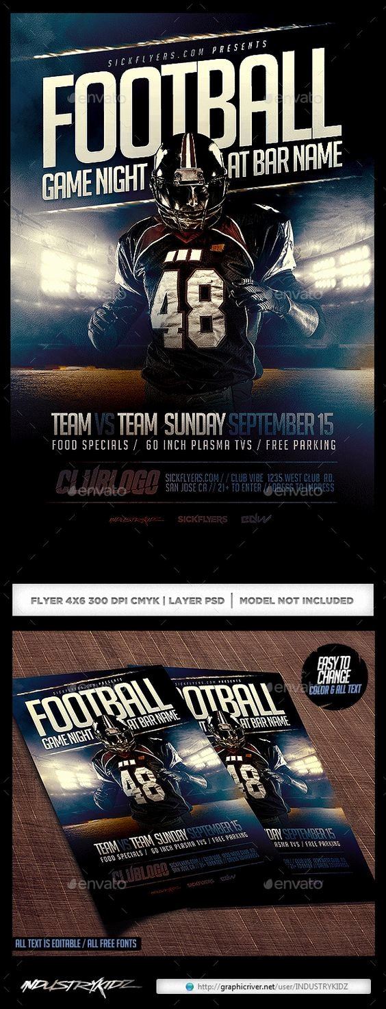 Game Night Flyer Template Fresh Flyer Template Game Night and Flyers On Pinterest