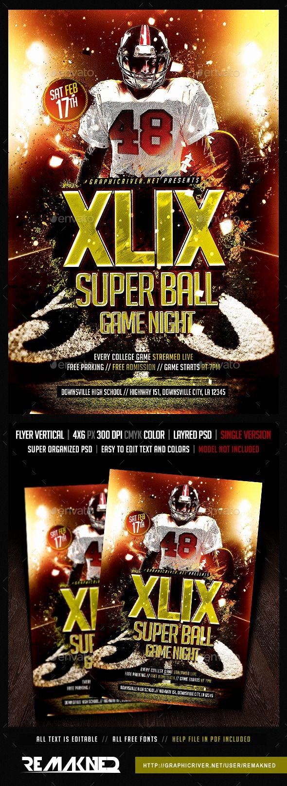 Game Night Flyer Template Unique 92 Best Flyers Design Template Psd Images On Pinterest