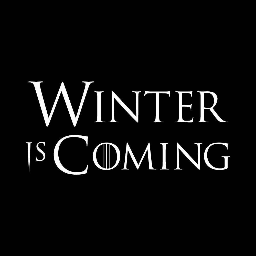 Game Of Thrones Font Elegant Winter is Ing A Game Of Thrones News & Rumors Site Winter is Ing