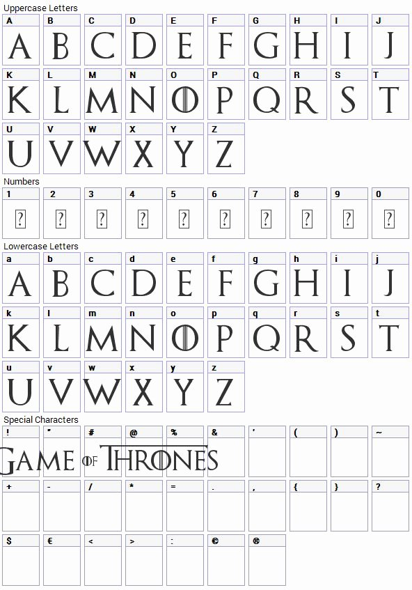 Game Of Thrones Font Fresh Best 25 Game Font Ideas On Pinterest