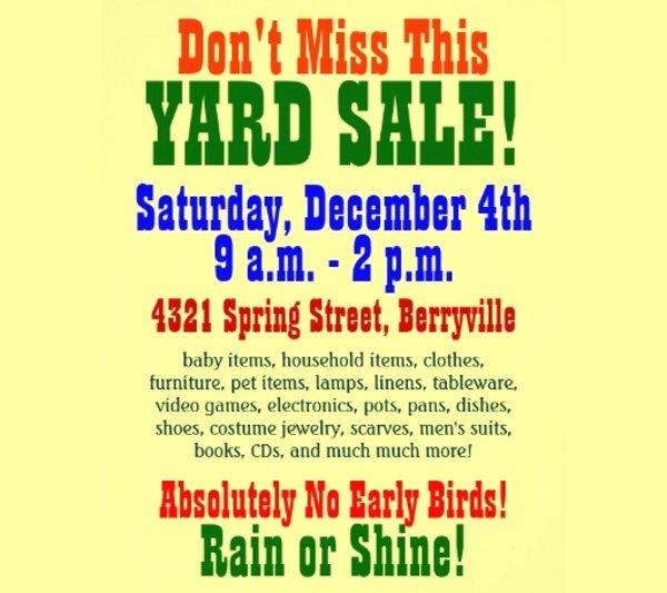 Garage Sale Flyer Template Free Fresh 27 Yard Sale Flyer Templates Psd Eps format Download