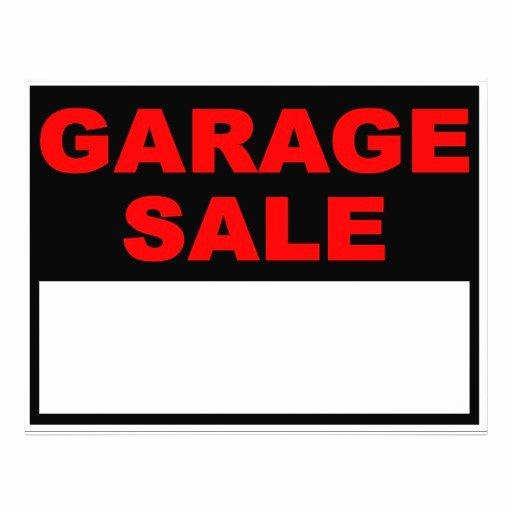 Garage Sale Flyer Template Free Inspirational 77 Garage Sale Flyers Garage Sale Flyer Templates and Printing