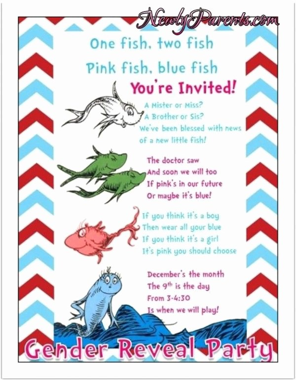Gender Reveal Party Invitation Wording Fresh Gender Reveal Party Invite Wording someday