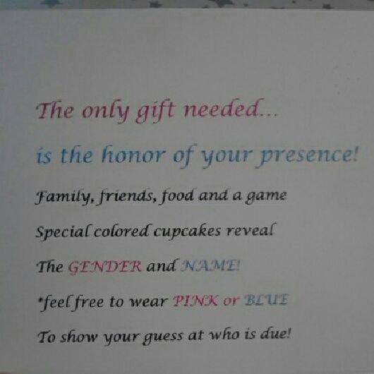Gender Reveal Party Invitation Wording Luxury Gender Reveal Party Invitation Pic Wording Help Babycenter