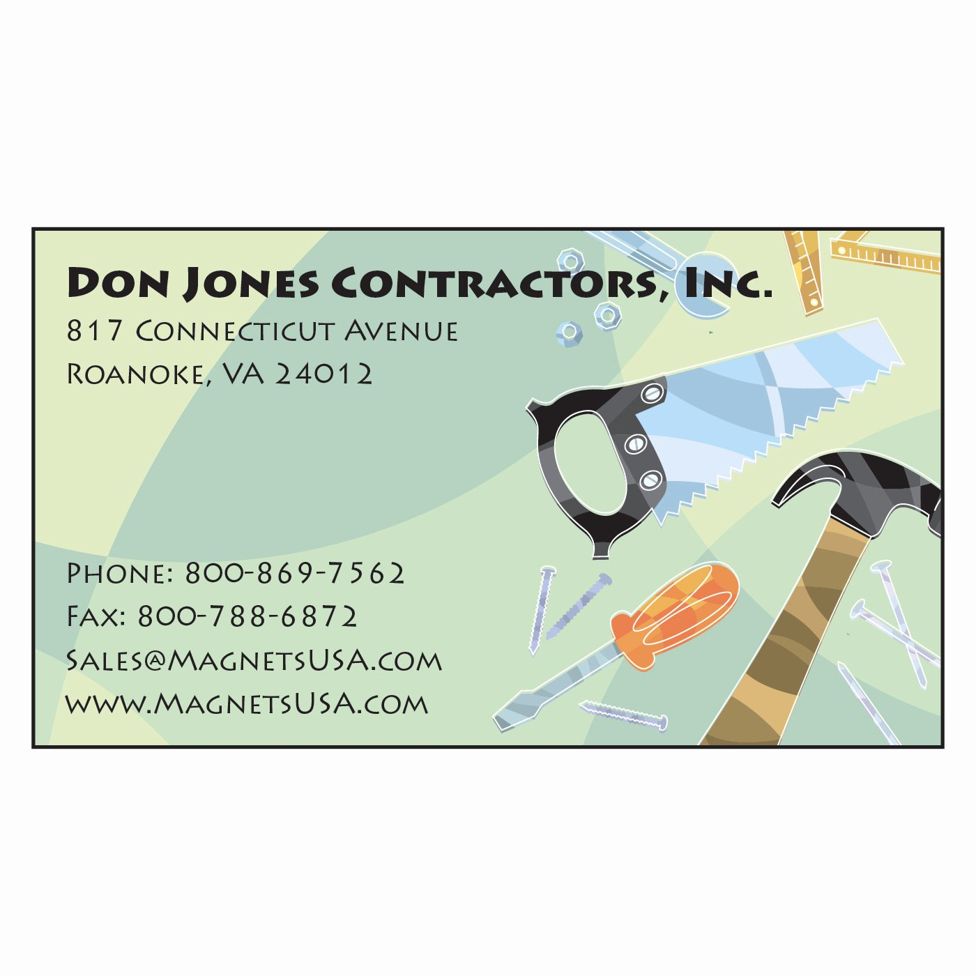 General Contractor Business Cards Unique Card Stock Business Cards