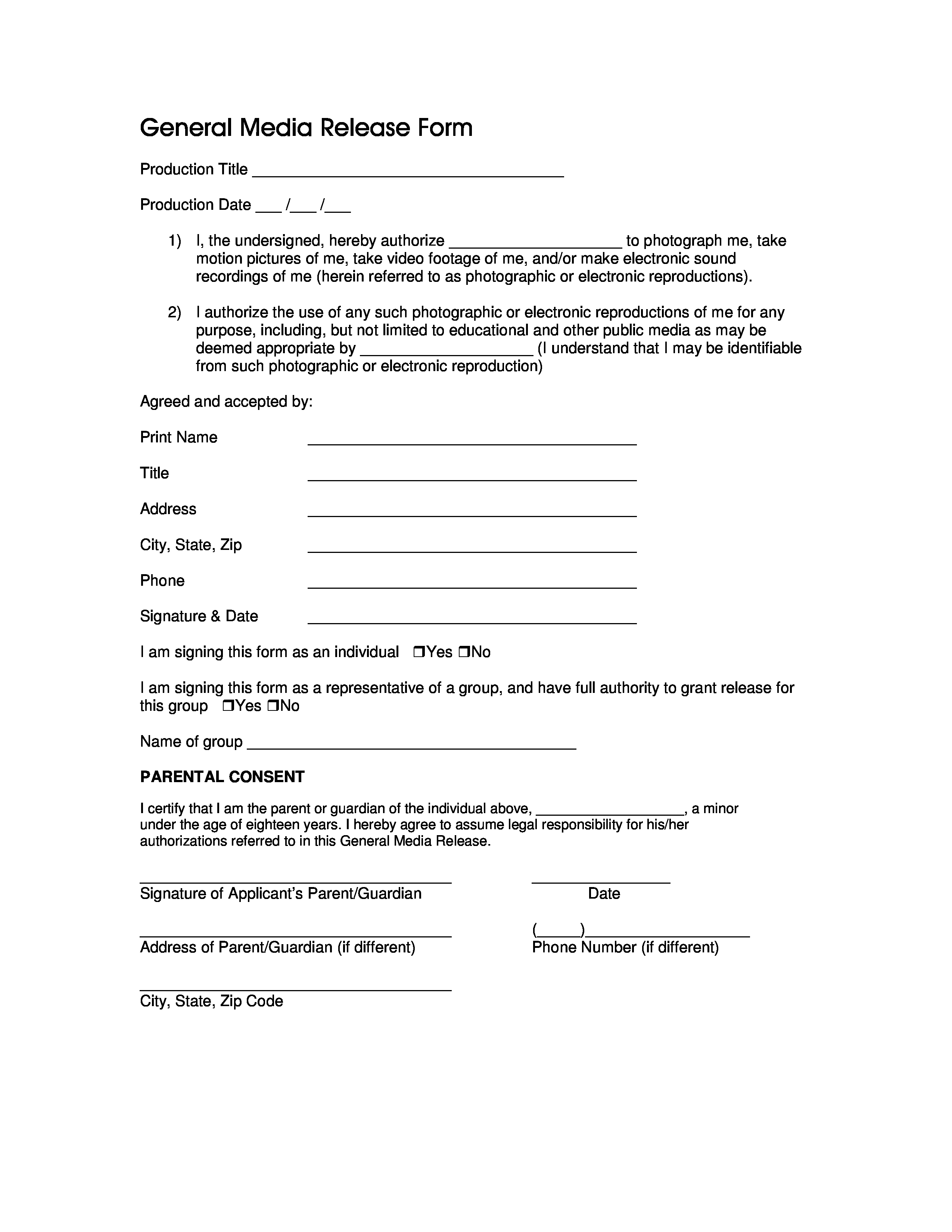 General Media Release form Beautiful Release forms Template Search Result 40 Cliparts for Release forms Template