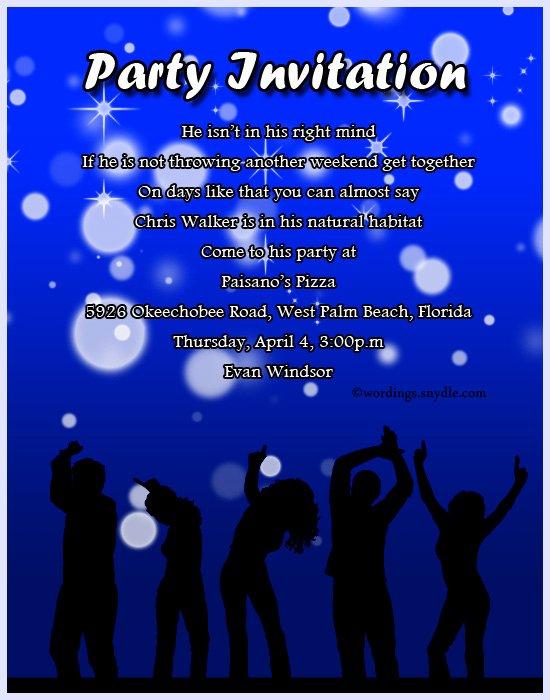 Get together Invitation Message Elegant Get to Her Invitation Cards