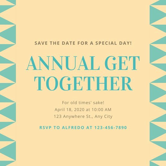 Get together Invitation Message Unique Customize 36 Get to Her Invitation Templates Online Canva