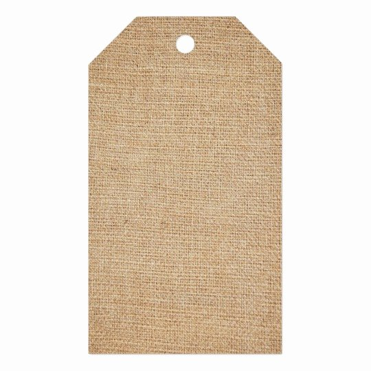 Gift Bag Tag Template Lovely Template Burlap Background Gift Tags