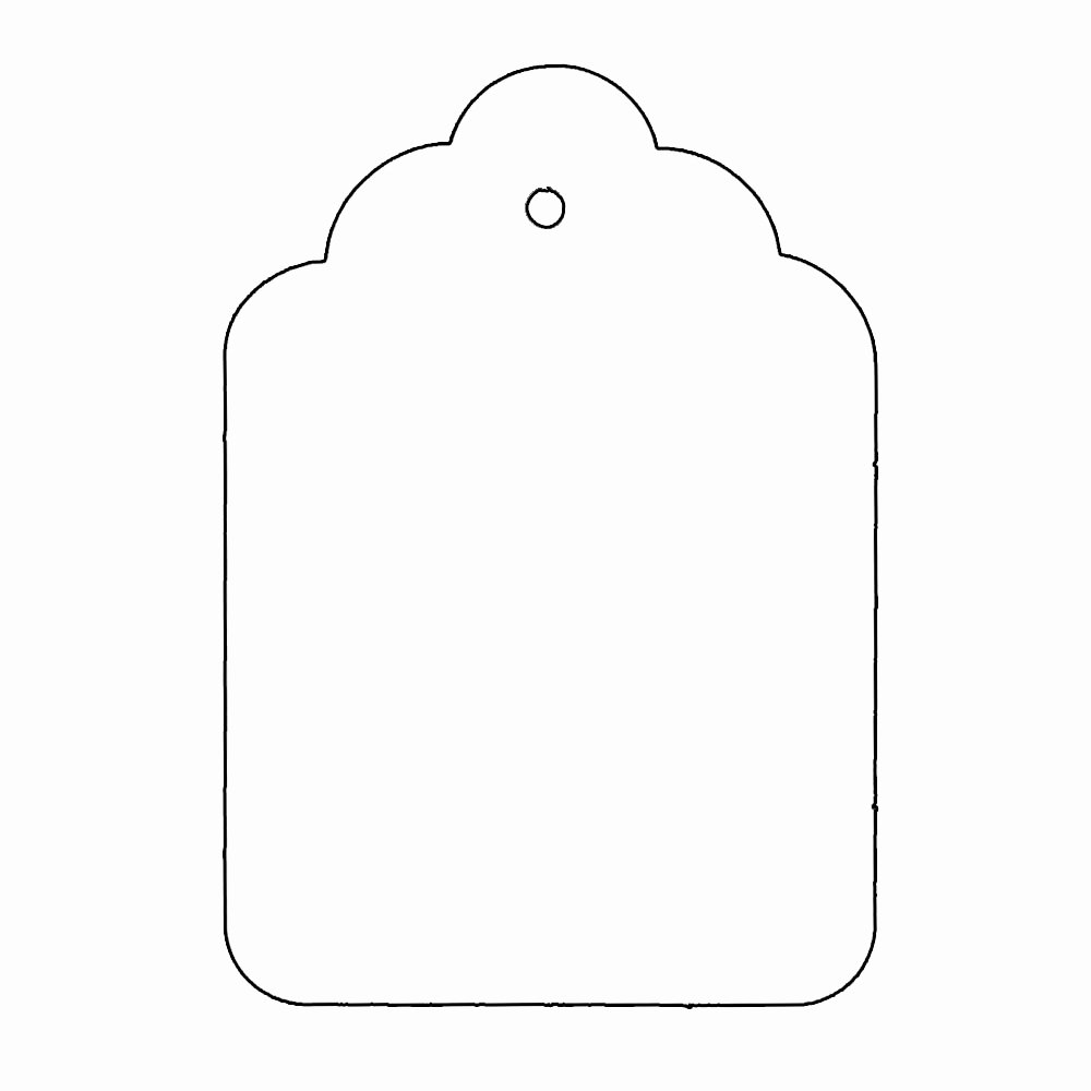 Gift Bag Tag Template Luxury Bag Clipart Tag Pencil and In Color Bag Clipart Tag