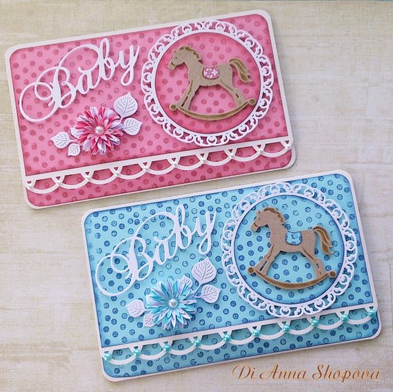 Gift Card Baby Shower Best Of Items Similar to Baby Boy Girl Card Blue or Pink Money Holder Card Baby Shower Gift Card