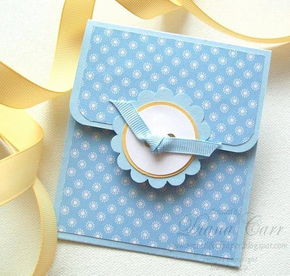 Gift Card Baby Shower Elegant Baby Gift Card Holder Blue New Baby Card Baby Boy Gift
